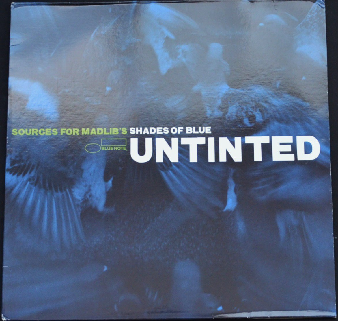 V.A. (MADLIB) /  UNTINTED (SOURCES FOR MADLIB'S SHADES OF BLUE) (2LP)