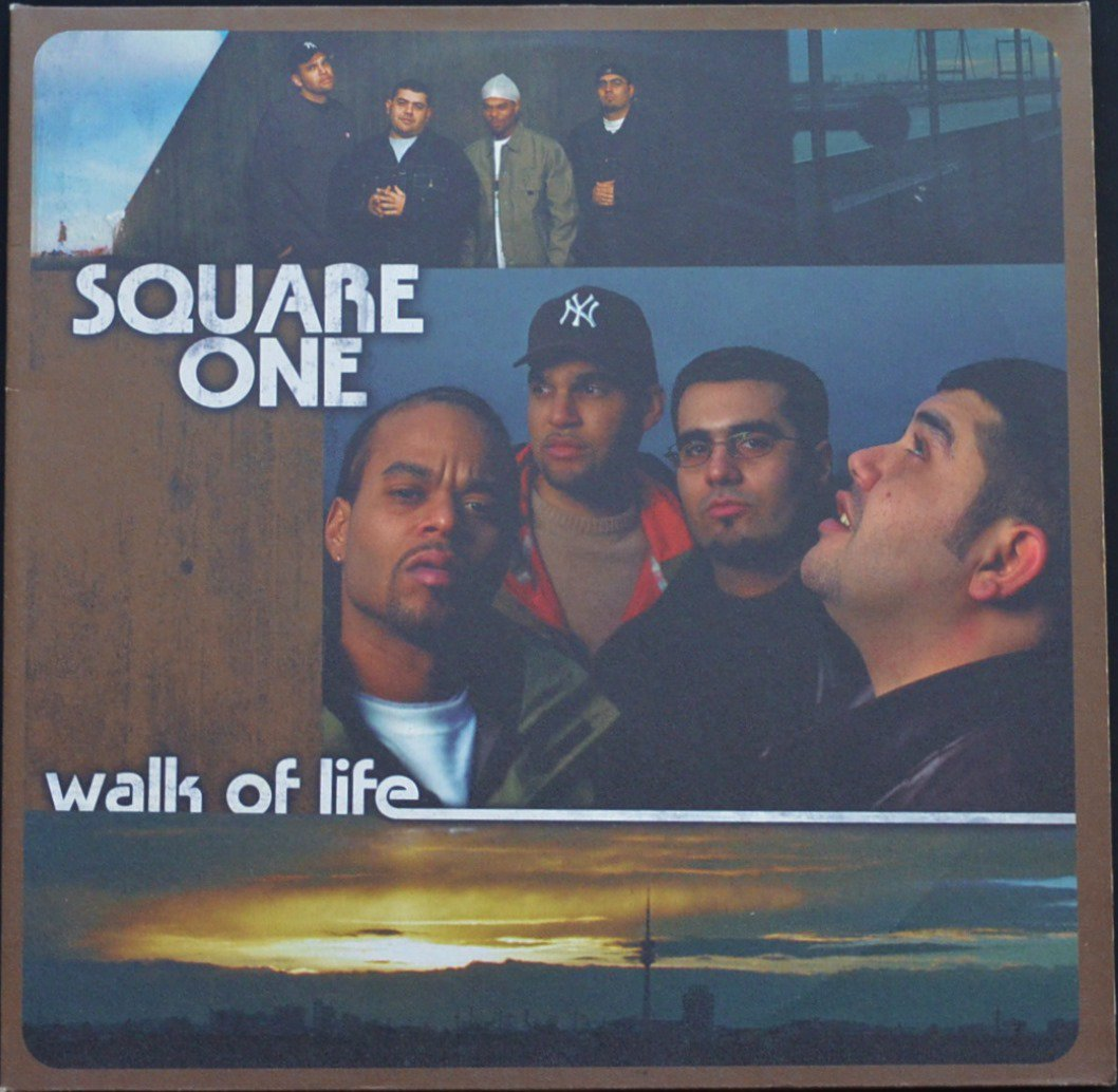SQUARE ONE / WALK OF LIFE (2LP)