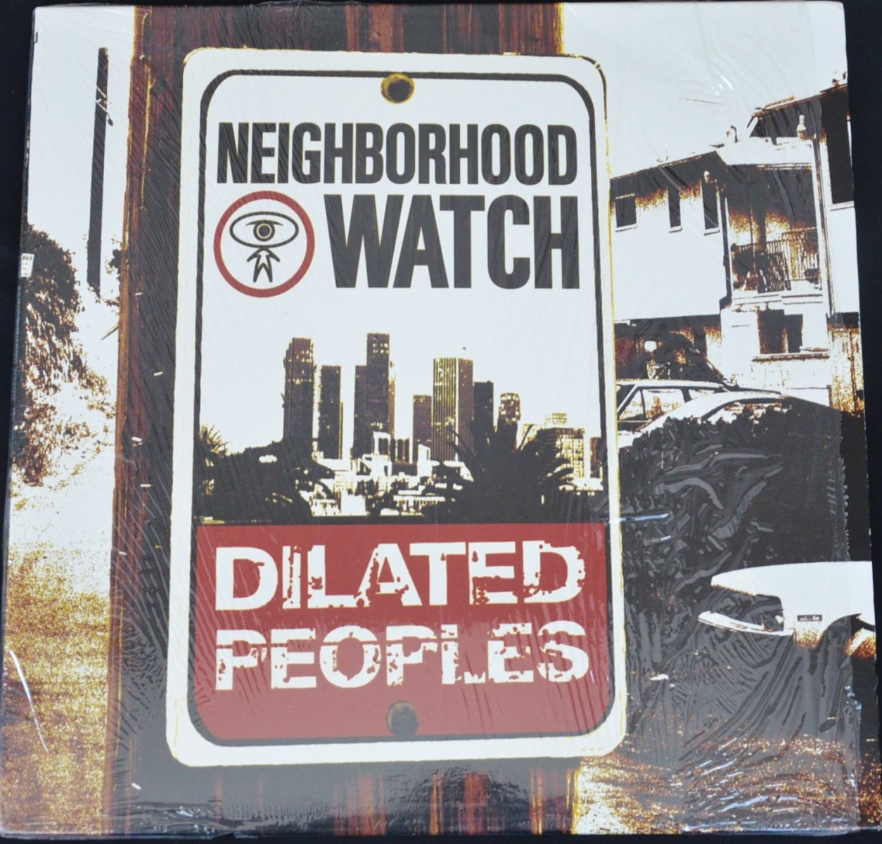 DILATED PEOPLES / NEIGHBORHOOD WATCH (3LP)
