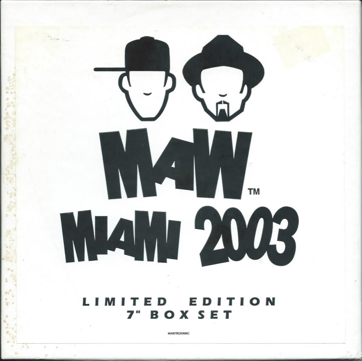 V.A. (MASTERS AT WORK) / MAW MIAMI 2003 (LIMITED EDITION 7
