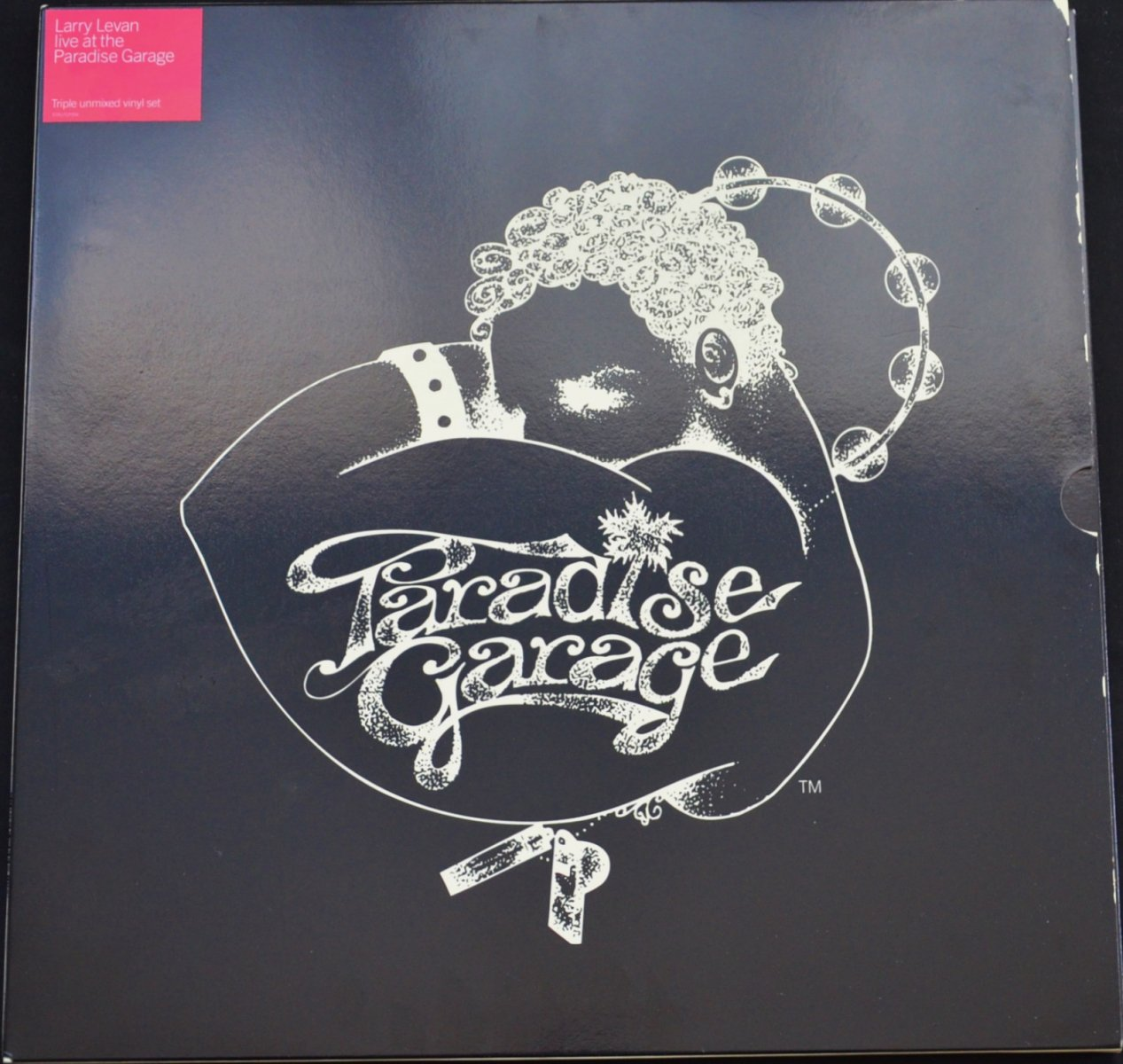 LARRY LEVAN ‎/ LARRY LEVAN LIVE AT THE PARADISE GARAGE (3×12