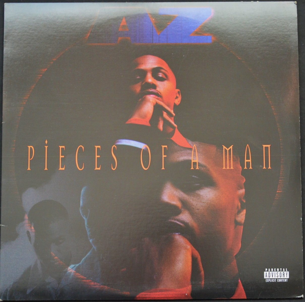 AZ ‎/ PIECES OF A MAN (1LP)