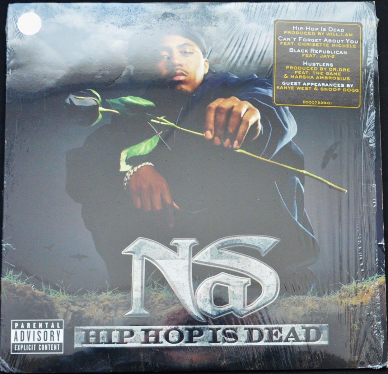 NAS / HIP HOP IS DEAD (2LP)