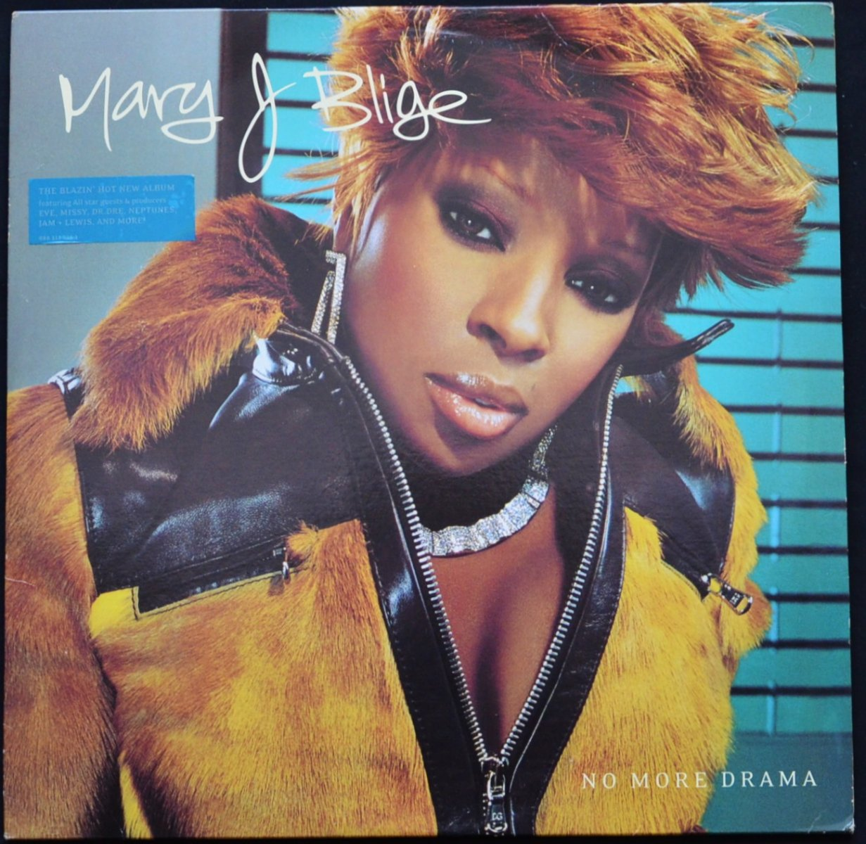 MARY J. BLIGE ‎/ NO MORE DRAMA (2LP)