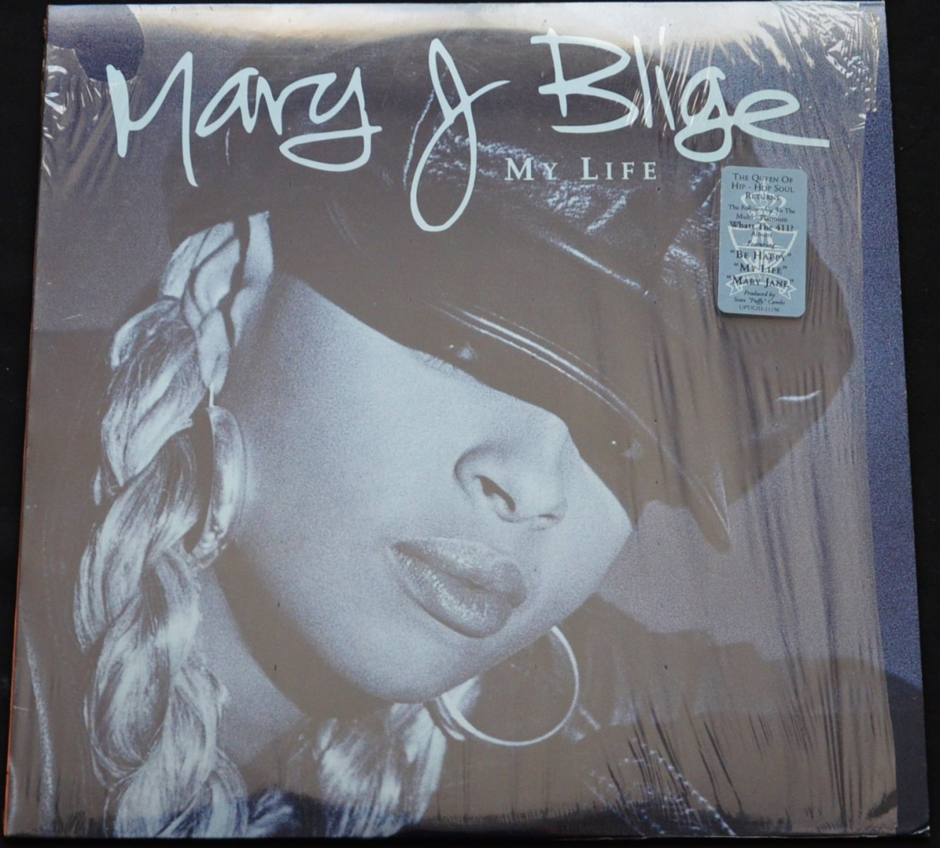 MARY J. BLIGE ‎/ MY LIFE (1LP)