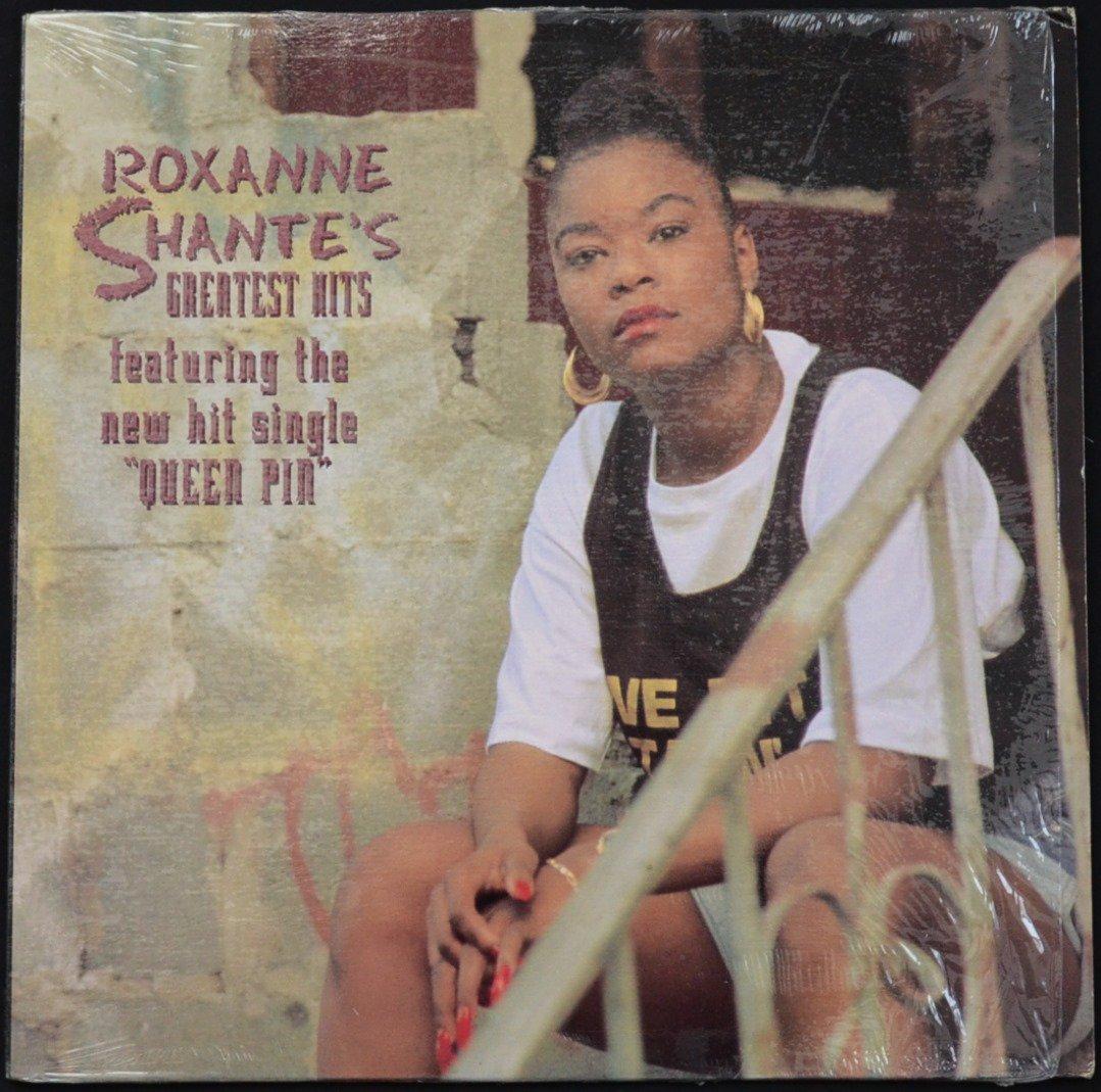 ROXANNE SHANTE / ROXANNE SHANTE'S GREATEST HITS (1LP)