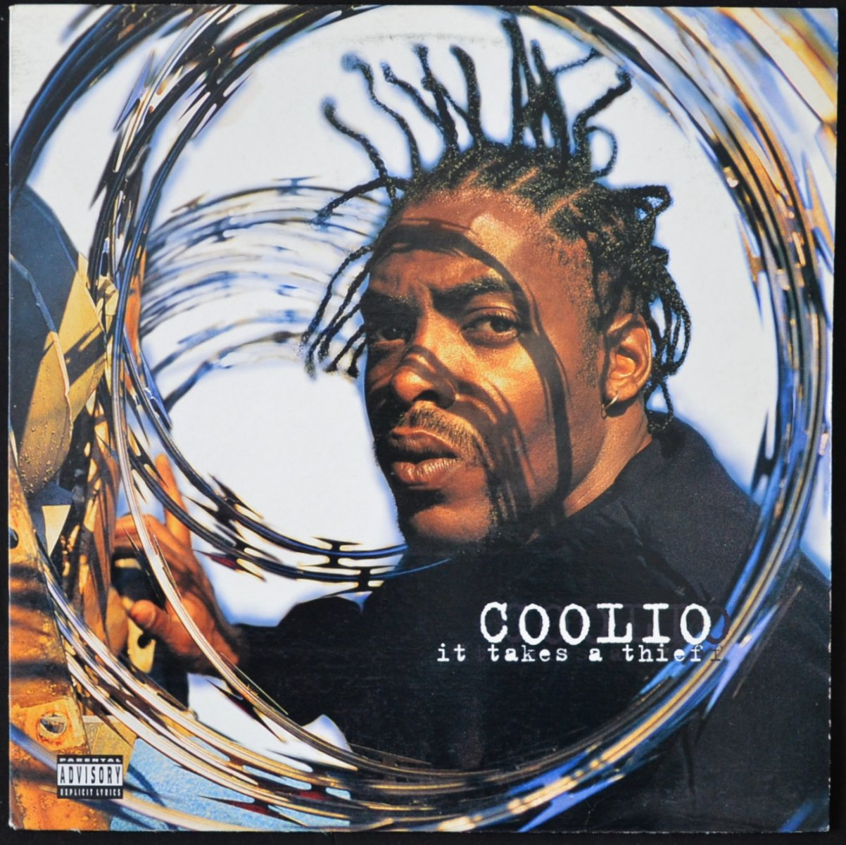 COOLIO ‎/ IT TAKES A THIEF (1LP)