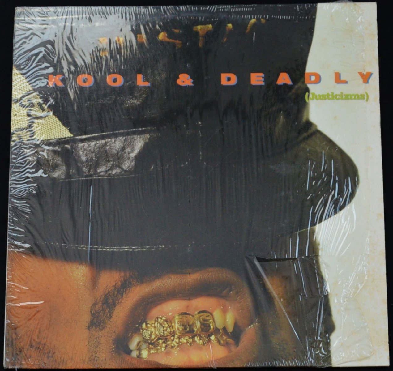JUST-ICE / KOOL & DEADLY (JUSTICIZMS) (1LP)
