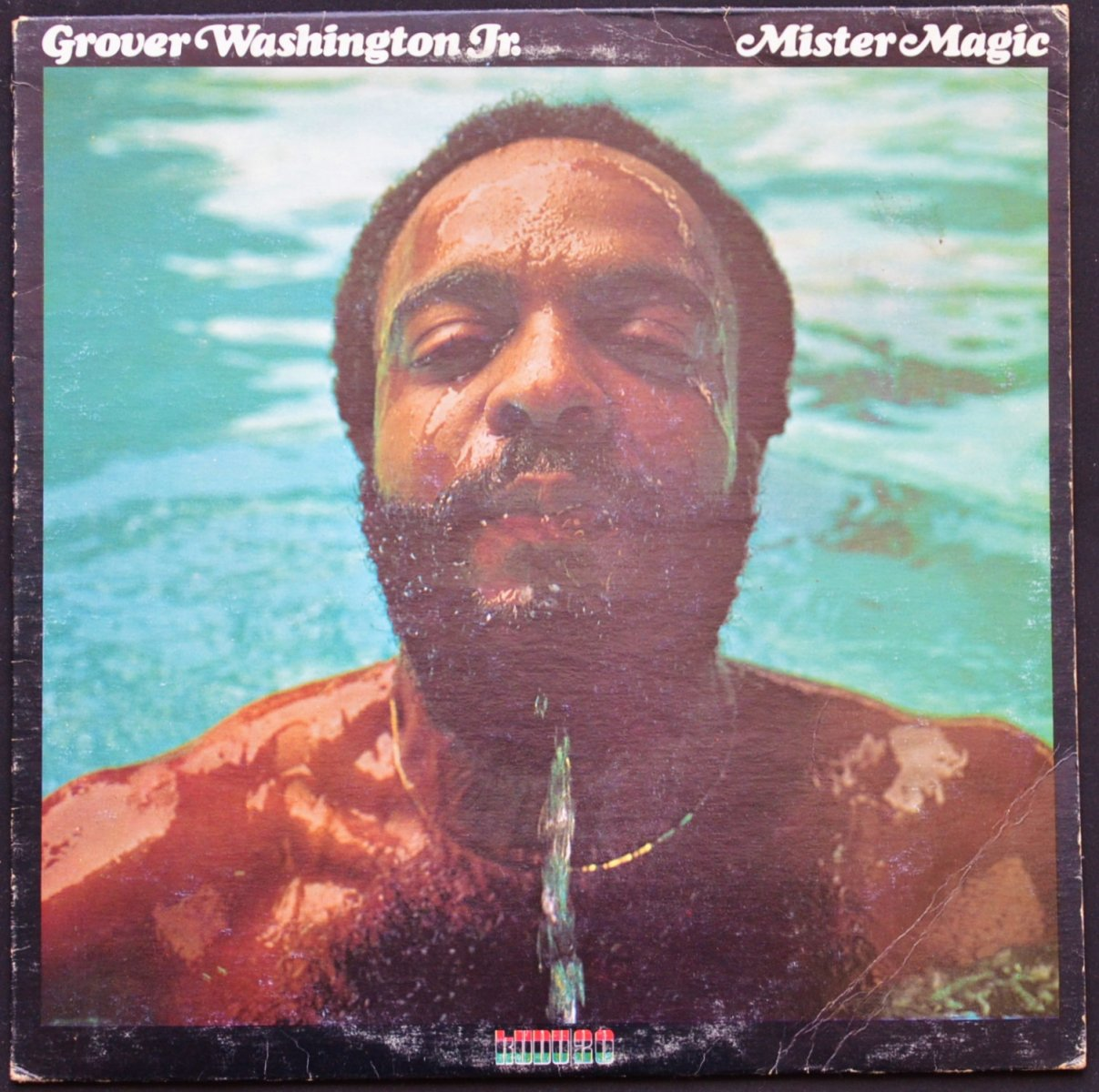 GROVER WASHINGTON, JR. ‎/ MISTER MAGIC (LP)