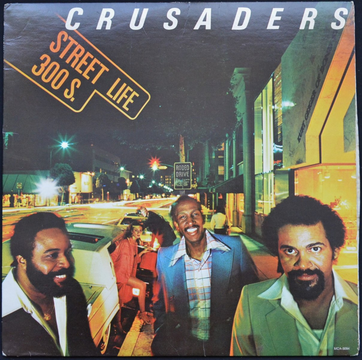 CRUSADERS / STREET LIFE (LP)