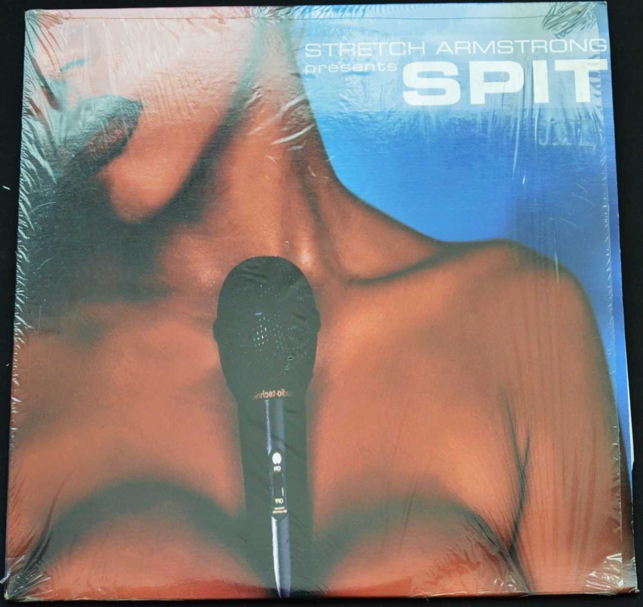 STRETCH ARMSTRONG PRESENTS ‎/ SPIT (2LP)