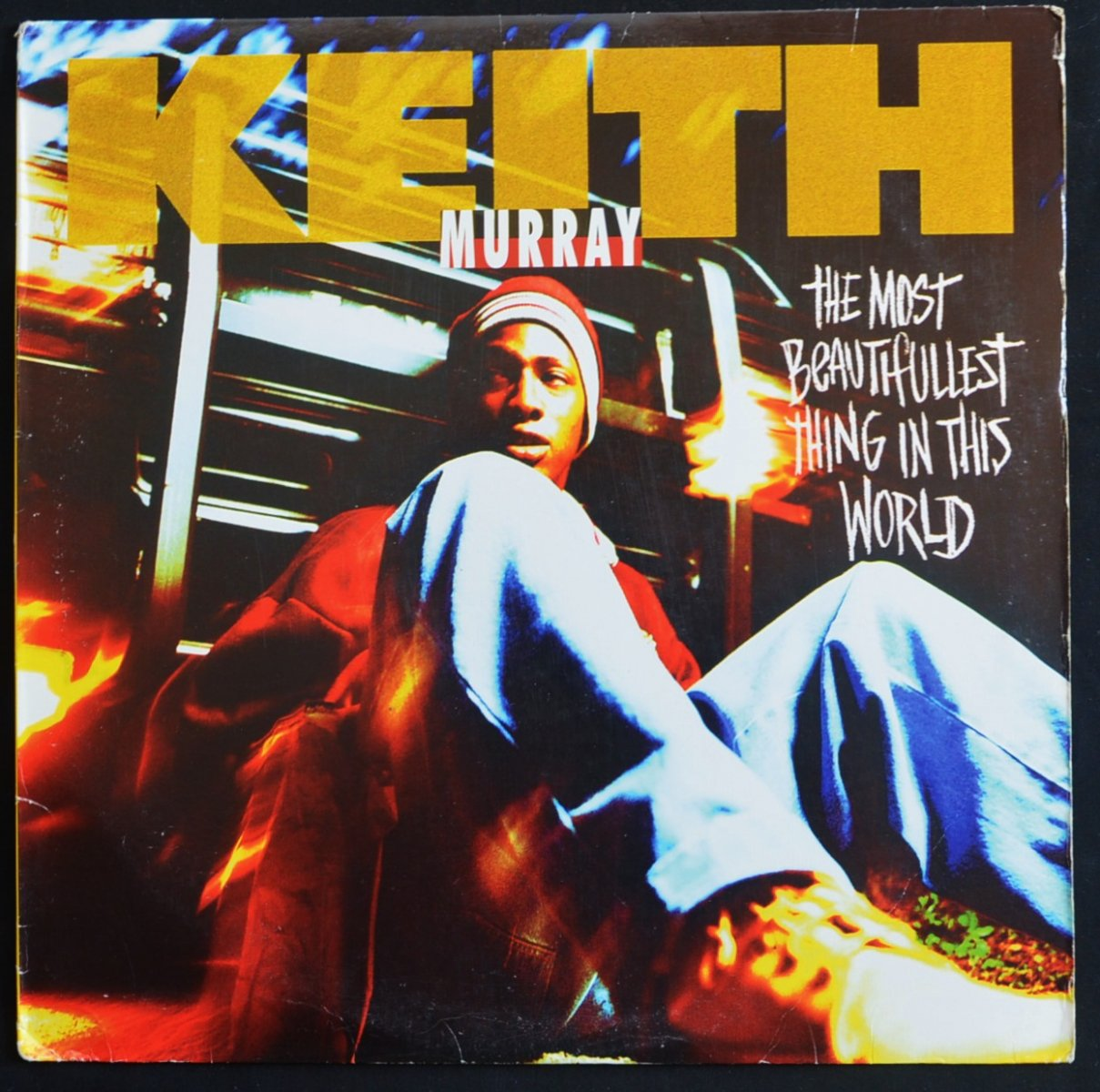 KEITH MURRAY ‎/ THE MOST BEAUTIFULLEST THING IN THIS WORLD / HERB IS PUMPIN' (12