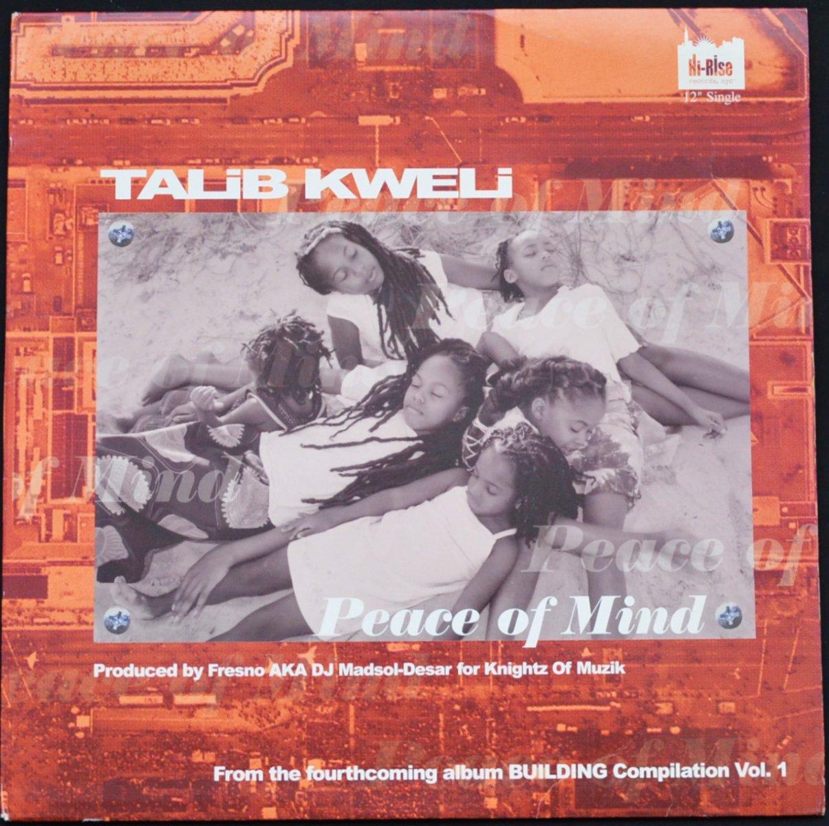 TALIB KWELI / PEACE OF MIND (12