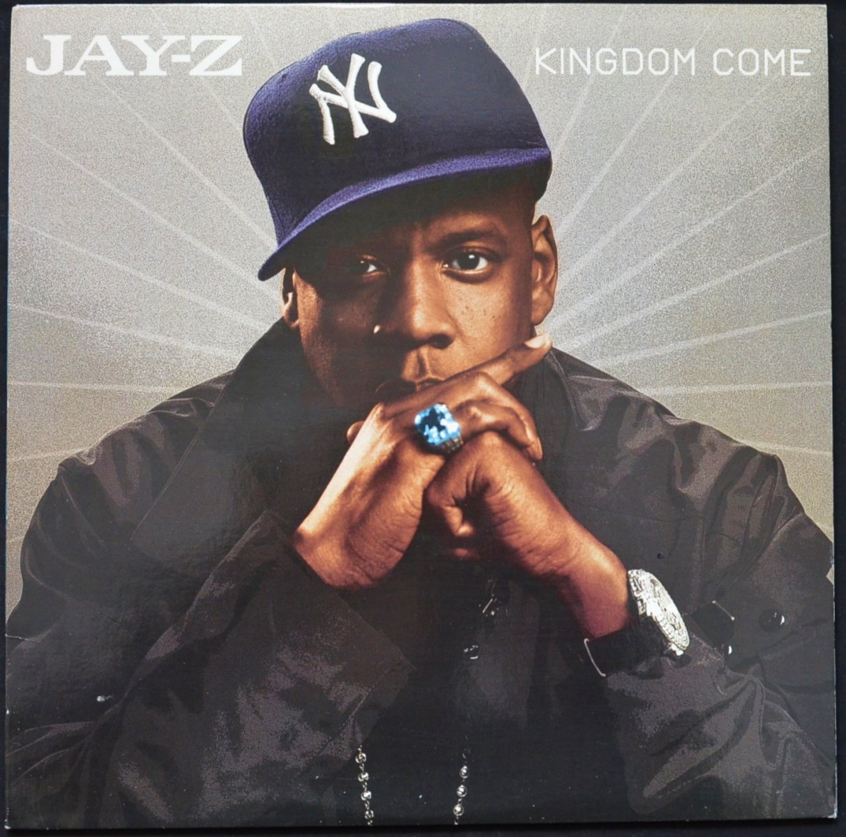 JAY-Z ‎/ KINGDOM COME / SHOW ME WHAT YOU GOT (PROD BY JUST BLAZE) (12