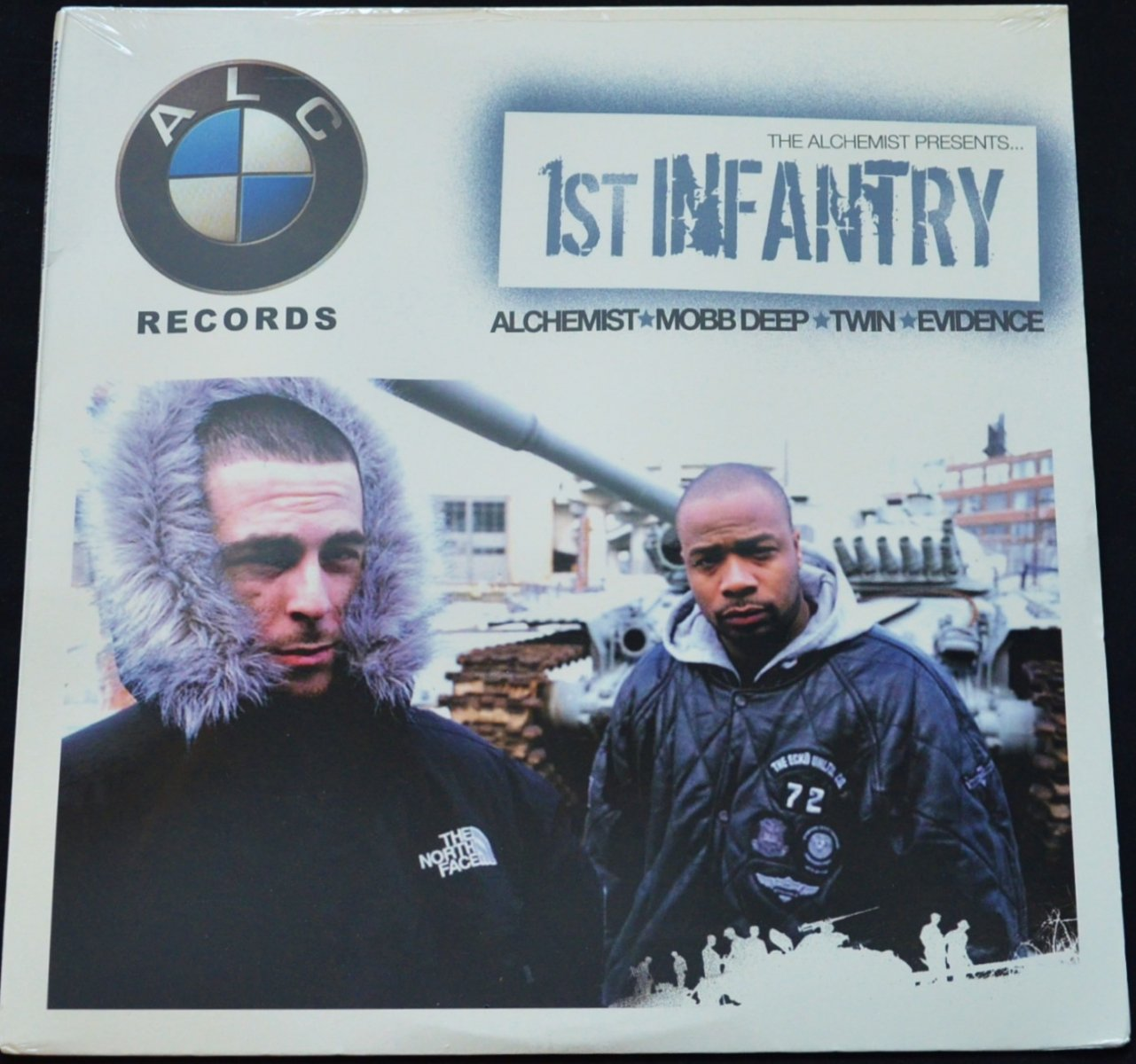 THE ALCHEMIST PRESENTS 1ST INFANTRY / THE MIDNIGHT CREEP / FOURTH OF JULY (12