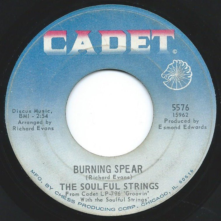 THE SOULFUL STRINGS / BURNING SPEAR / WITHIN YOU WITHOUT YOU (7
