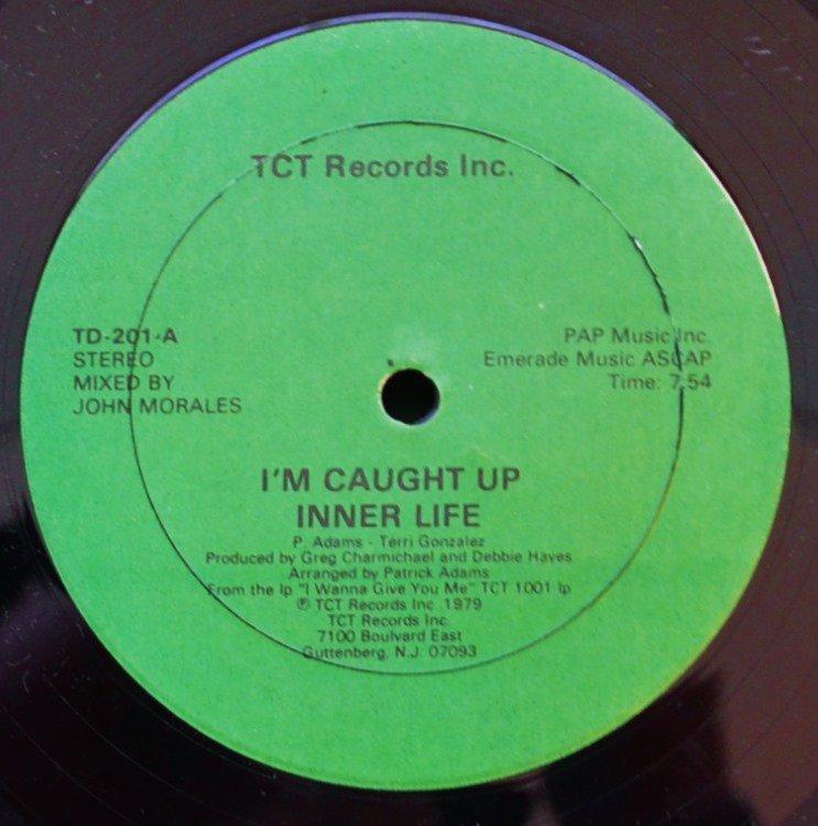 INNER LIFE / I'M CAUGHT UP (12