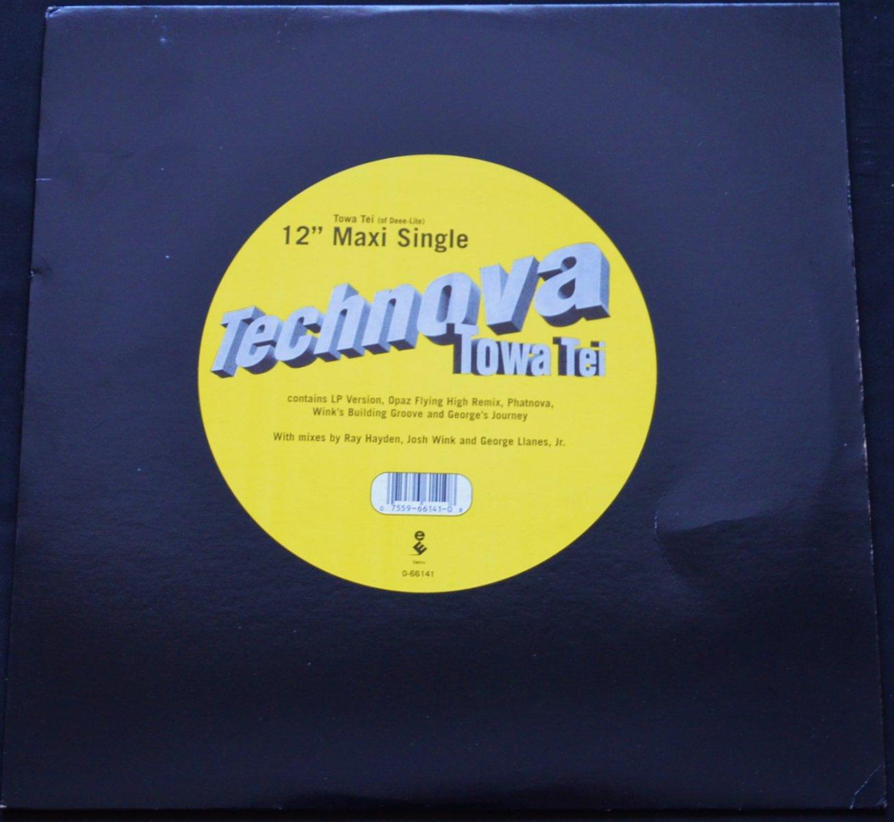 テイ・トウワ TOWA TEI / TECHNOVA (12