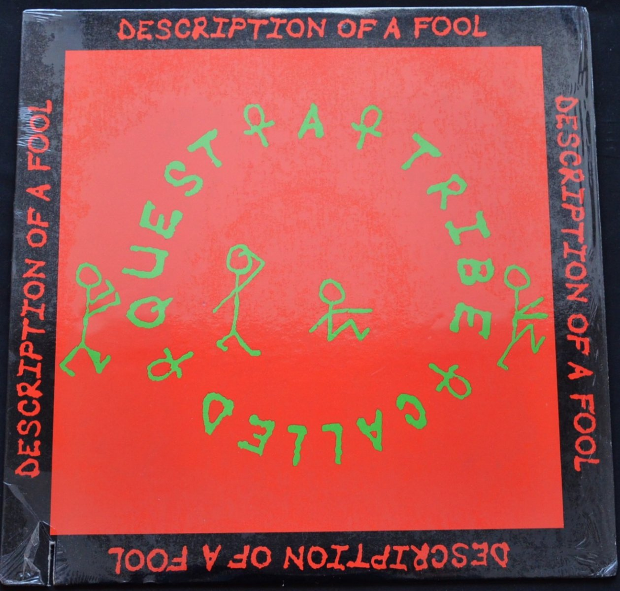 A TRIBE CALLED QUEST ‎/ DESCRIPTION OF A FOOL (12