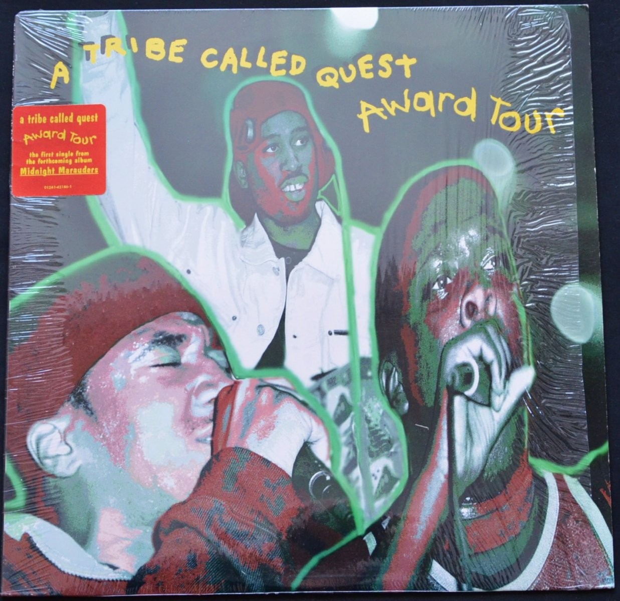 A TRIBE CALLED QUEST ‎/ AWARD TOUR / THE CHASE, PART II (12