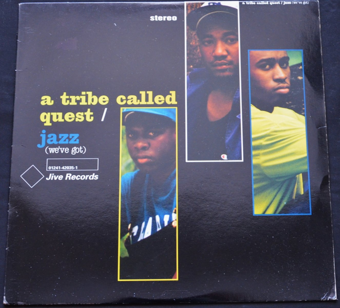A TRIBE CALLED QUEST / JAZZ (WE'VE GOT) / BUGGIN' OUT (12