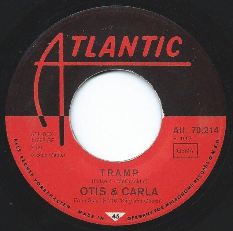 OTIS & CARLA / TRAMP (7