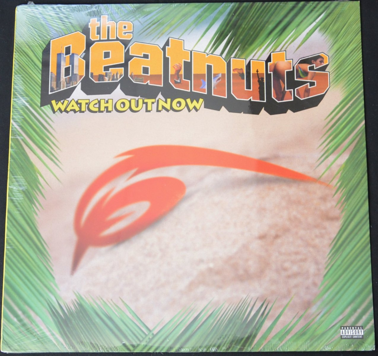 THE BEATNUTS ‎/ WATCH OUT NOW / 	TURN IT OUT (FEAT.GREG NICE) (12