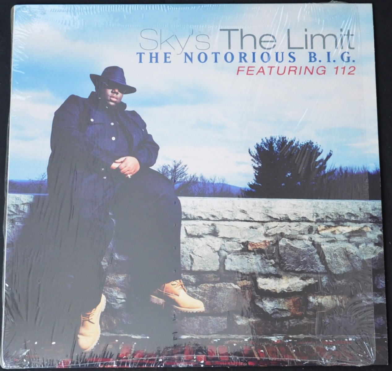 THE NOTORIOUS B.I.G. / SKY'S THE LIMIT / GOING BACK TO CALI / KICK IN THE DOOR (12