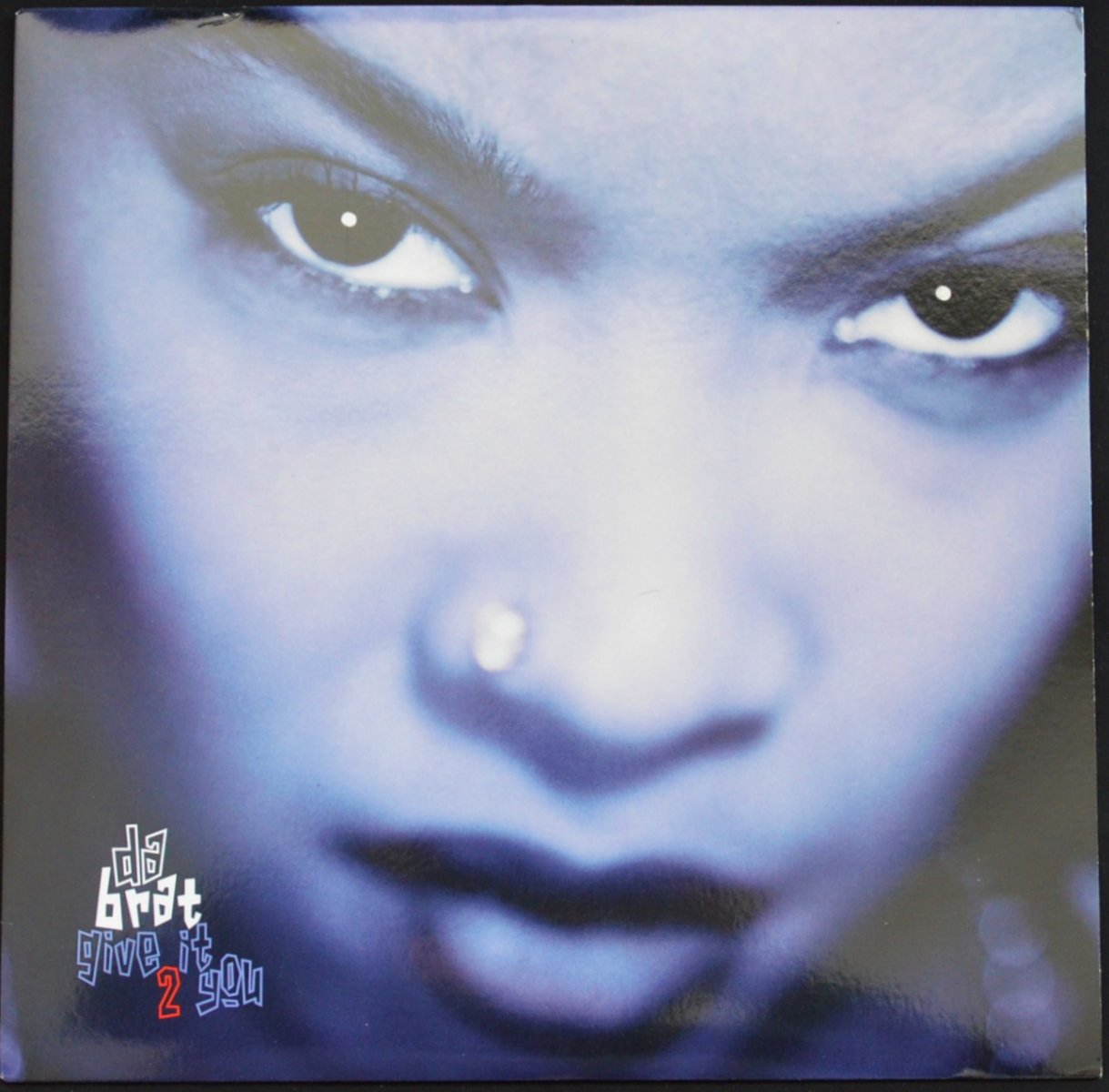 DA BRAT ‎/ GIVE IT 2 YOU (PROD BY JERMAINE DUPRI) (12