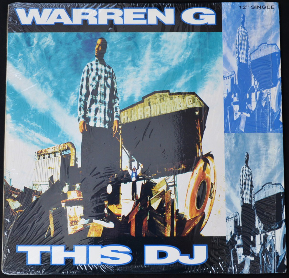 WARREN G ‎/ THIS DJ / REGULATE (REMIX) (12