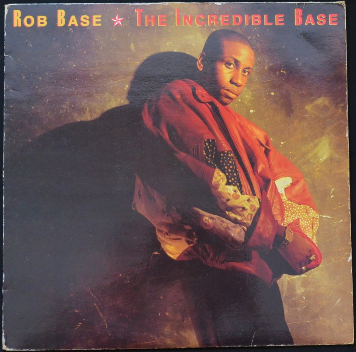 ROB BASE ‎/ THE INCREDIBLE BASE (1LP)