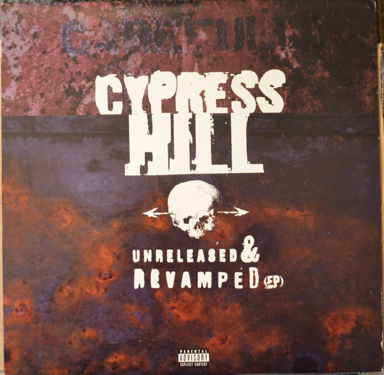 CYPRESS HILL / UNRELEASED & REVAMPED E.P. (12