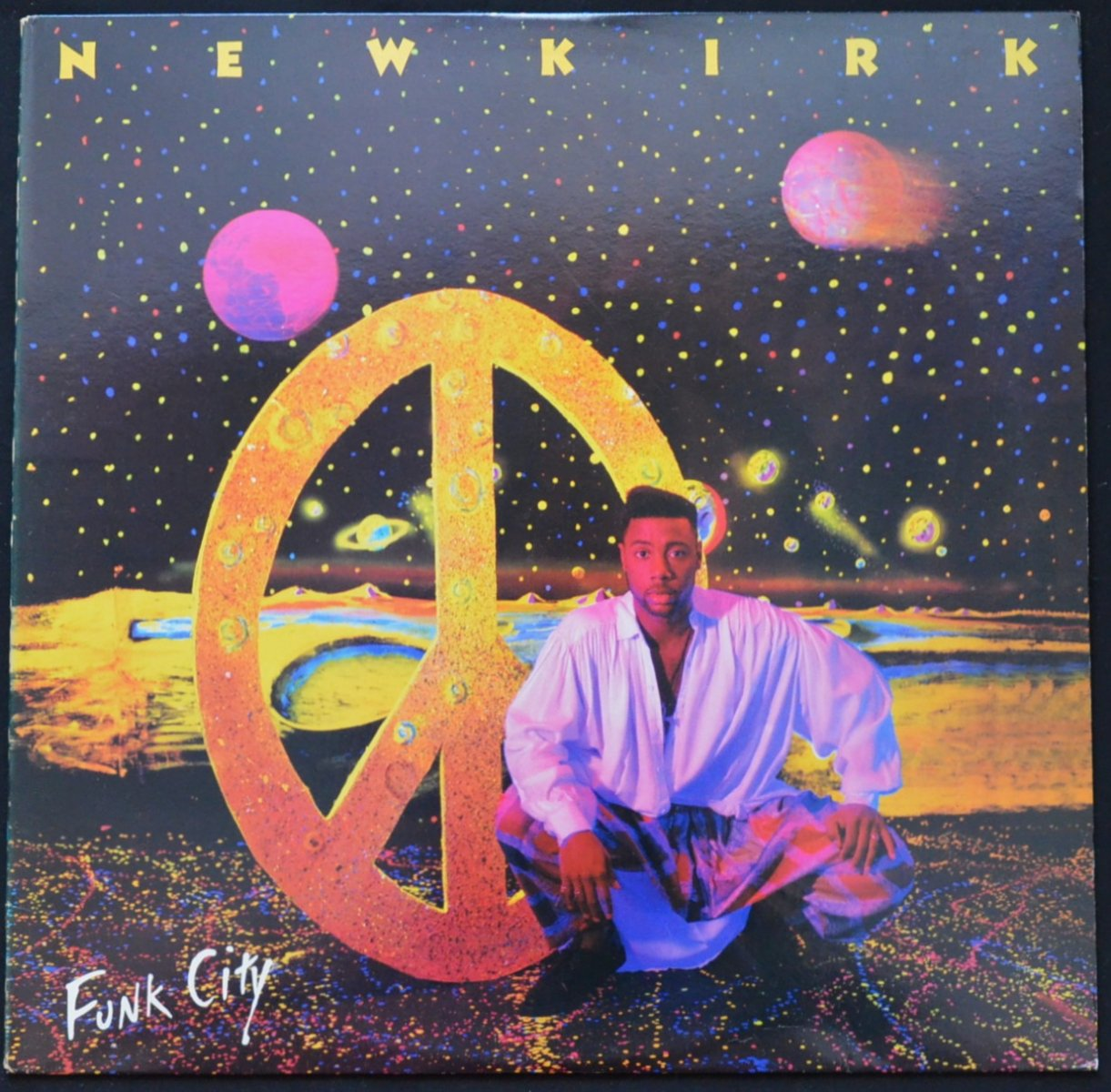 NEWKIRK ‎/ FUNK CITY (1LP)