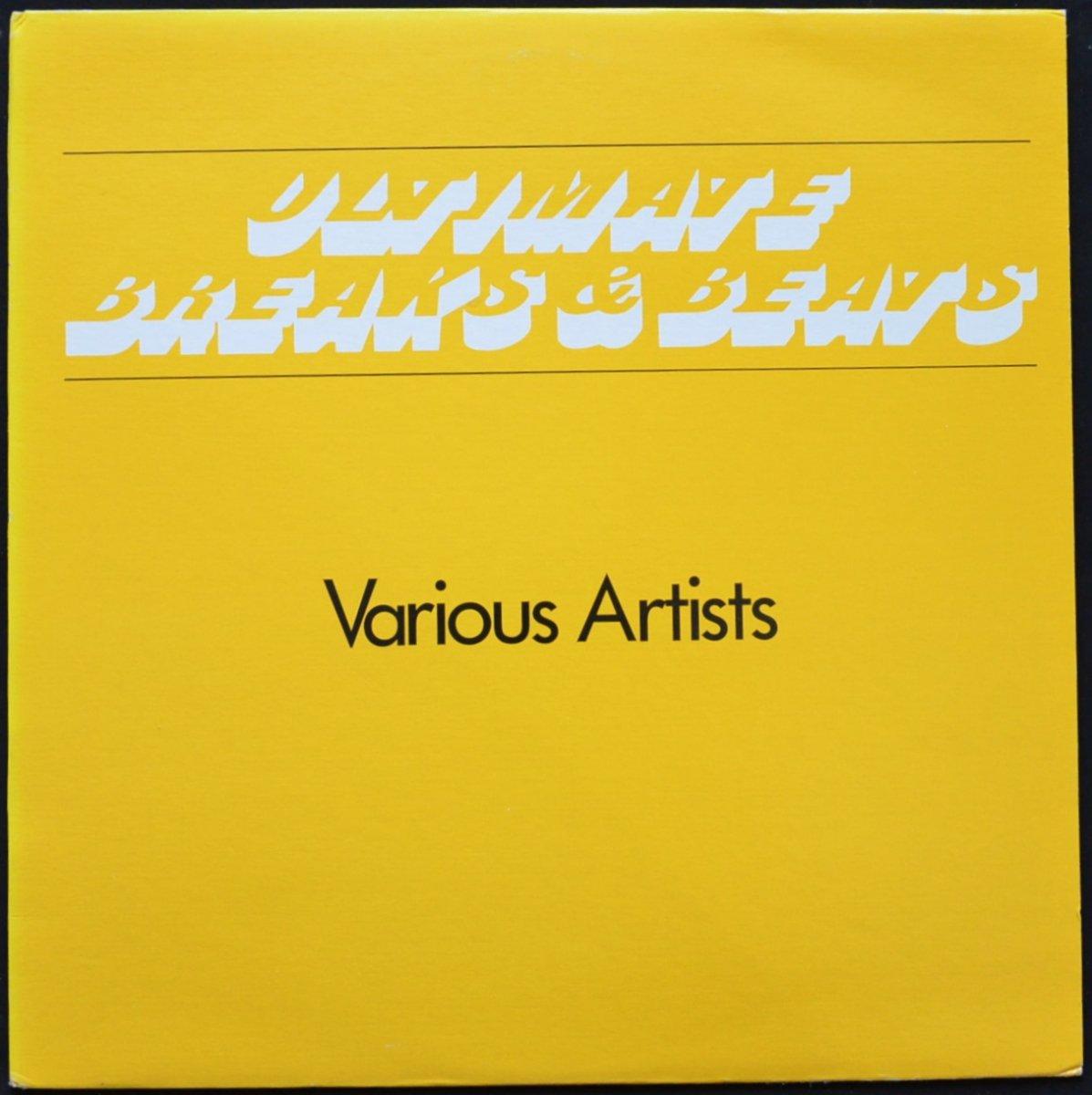 V.A.(WILSON PICKETT,JUICE,THE ROLLING STONES...) / ULTIMATE BREAKS & BEATS - 502 (LP)
