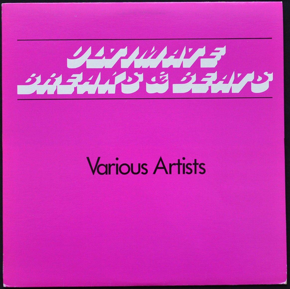 V.A.(JOHNNY HAMMOND,BO DIDDLEY,MELVIN BLISS...) / ULTIMATE BREAKS & BEATS - 505 (LP)