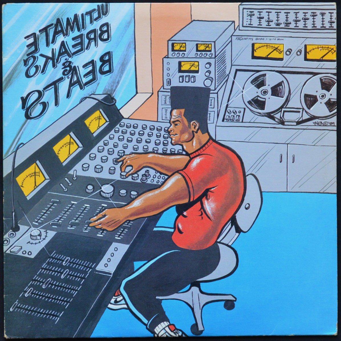 V.A.(RUFUS THOMAS,JIM DANDY,PLEASURE...) / ULTIMATE BREAKS & BEATS - 523 (LP)