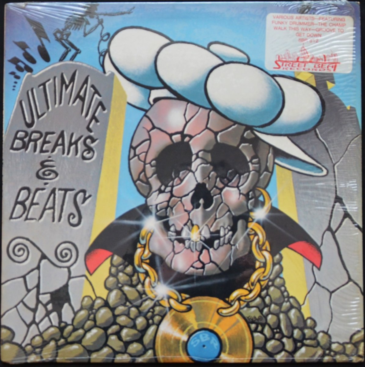 V.A.(JUNIE,JAMES BROWN,THE MOHAWKS...) / ULTIMATE BREAKS & BEATS - 512 (LP)