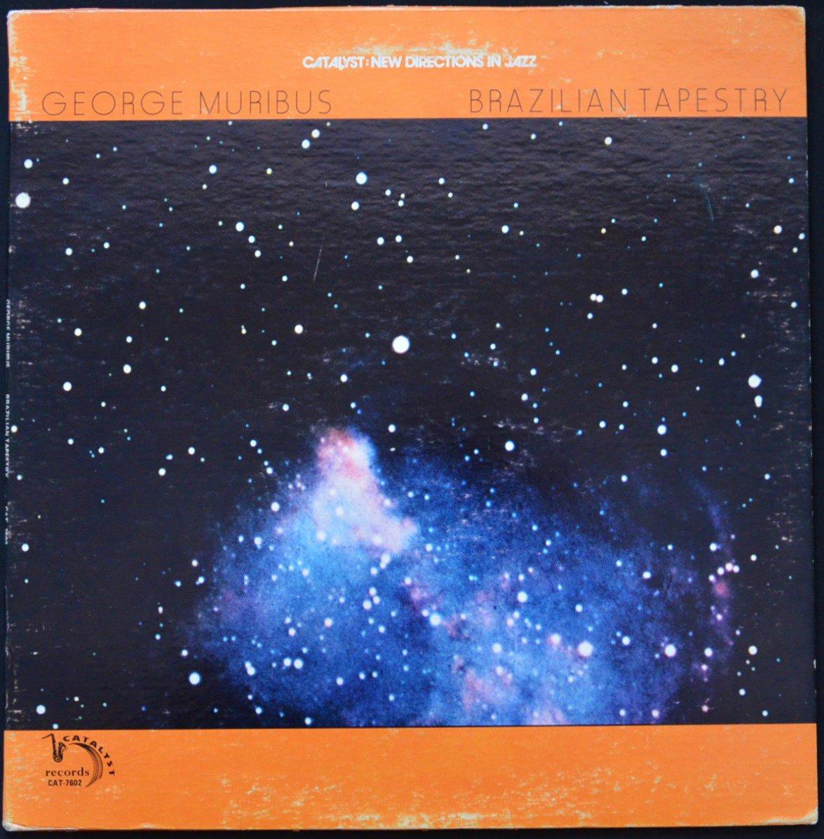 GEORGE MURIBUS / BRAZILIAN TAPESTRY (LP)