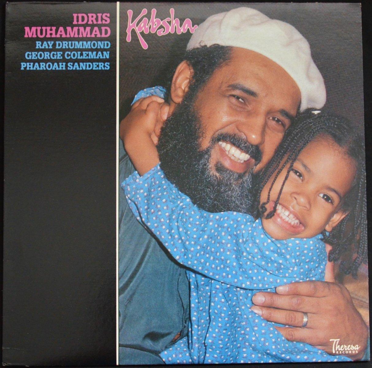 IDRIS MUHAMMAD / KABSHA (LP)