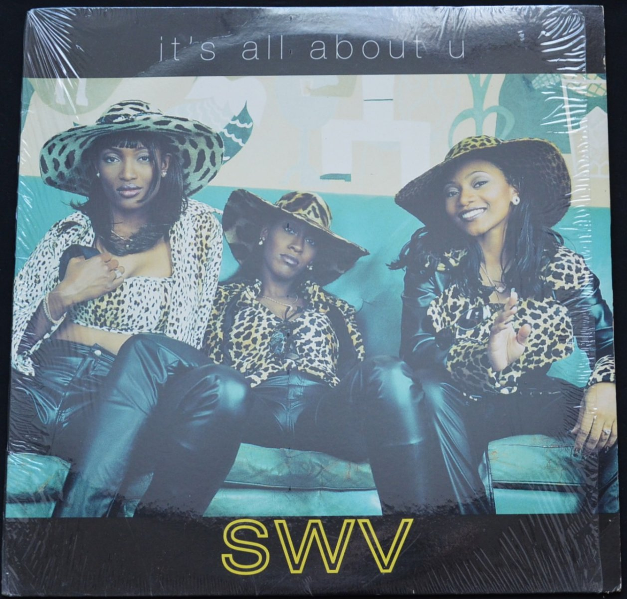 SWV / IT'S ALL ABOUT U (12