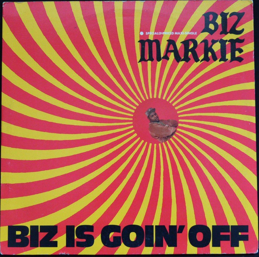 BIZ MARKIE / BIZ IS GOIN' OFF (12
