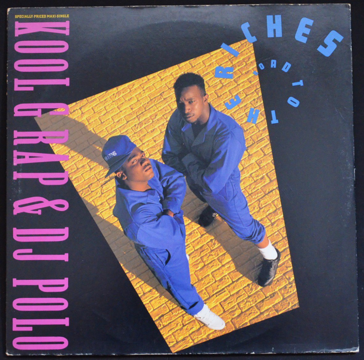 KOOL G RAP & DJ POLO / ROAD TO THE RICHES / BUTCHER SHOP (12