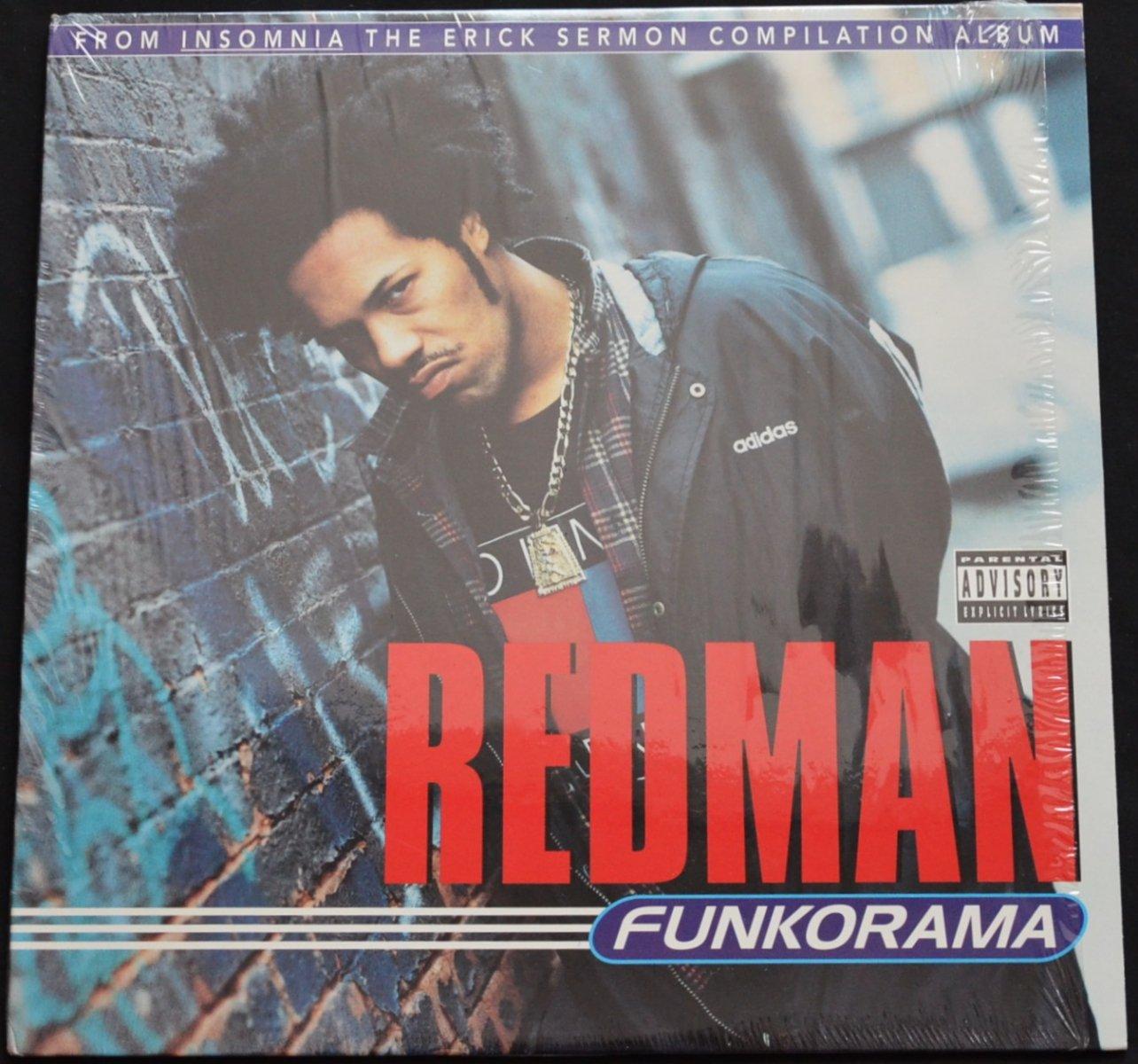 REDMAN / FUNKORAMA (12