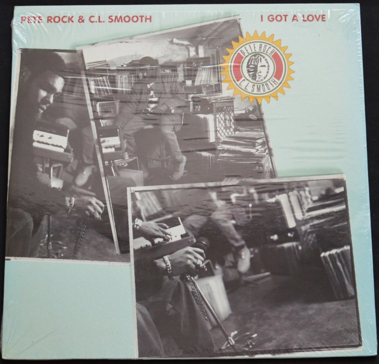 PETE ROCK & C.L. SMOOTH / I GOT A LOVE / THE MAIN INGREDIENT (12