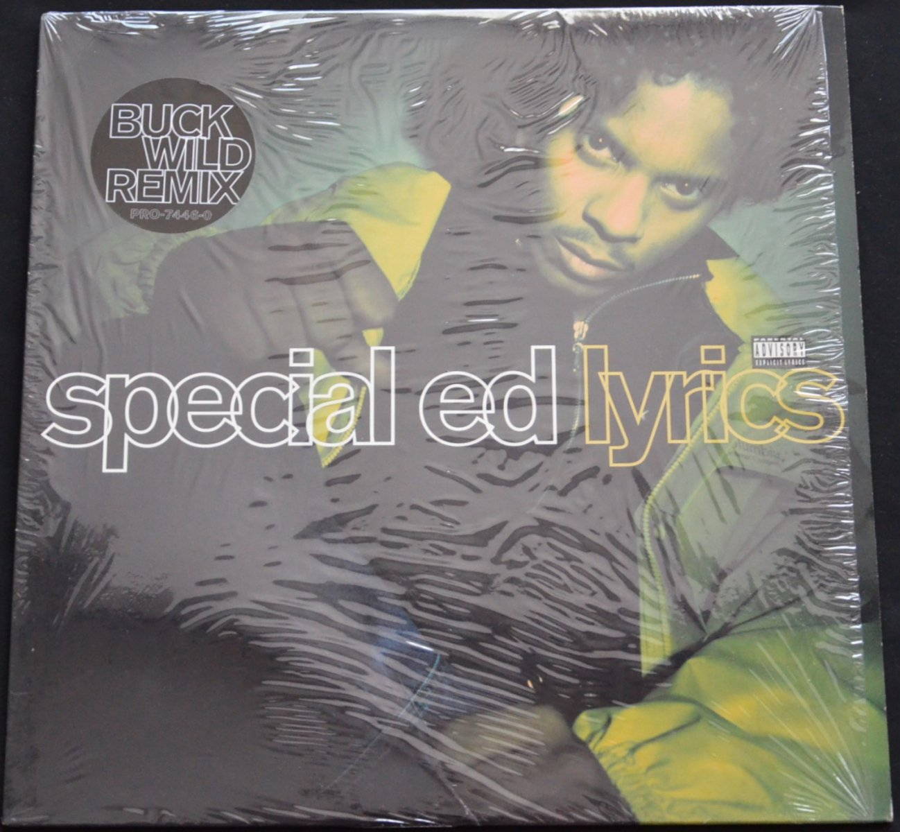 SPECIAL ED ‎/ LYRICS (BUCKWILD REMIX) (12