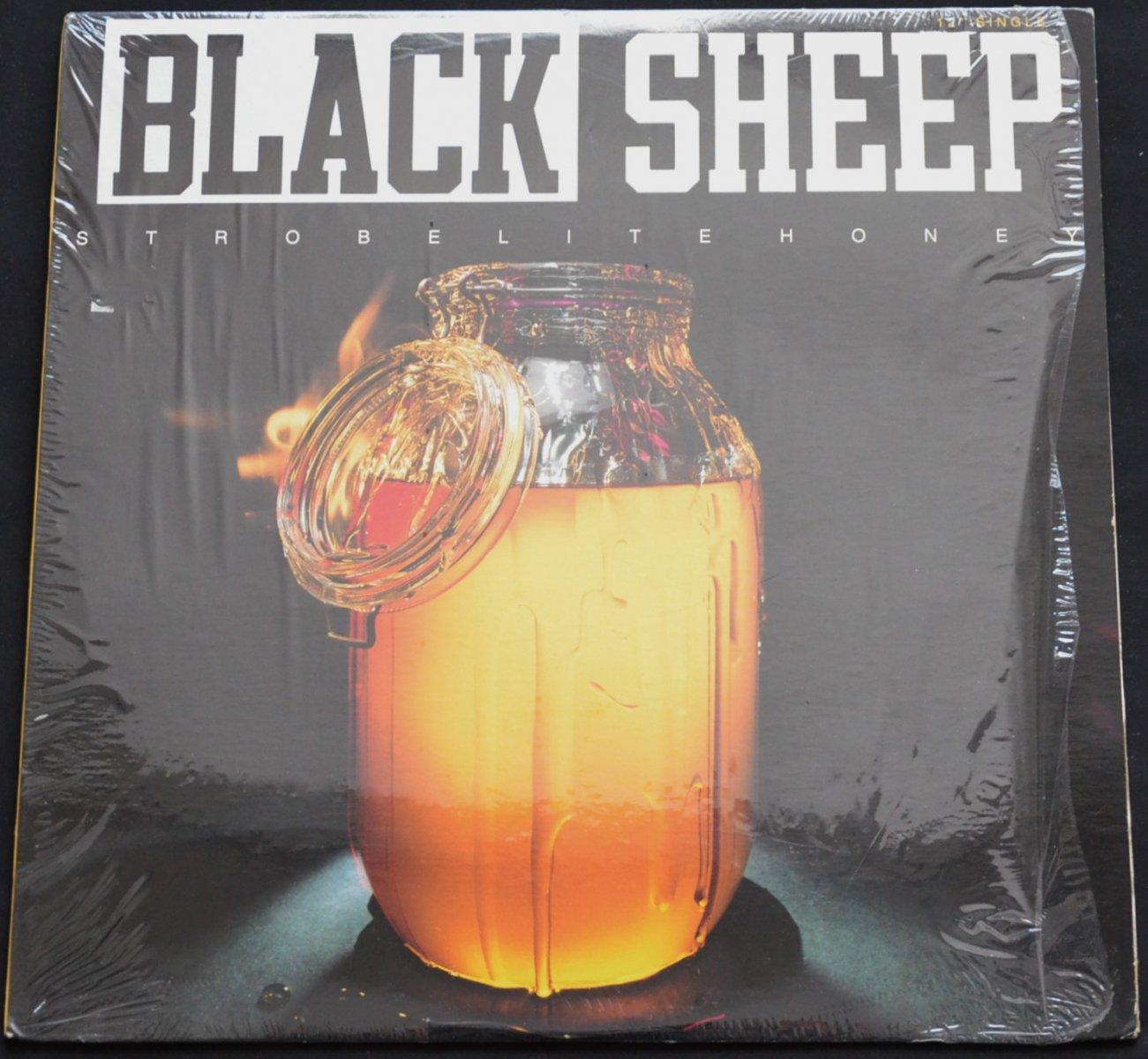 BLACK SHEEP / STROBELITE HONEY / GIMME THE FINGA - REMIX (12
