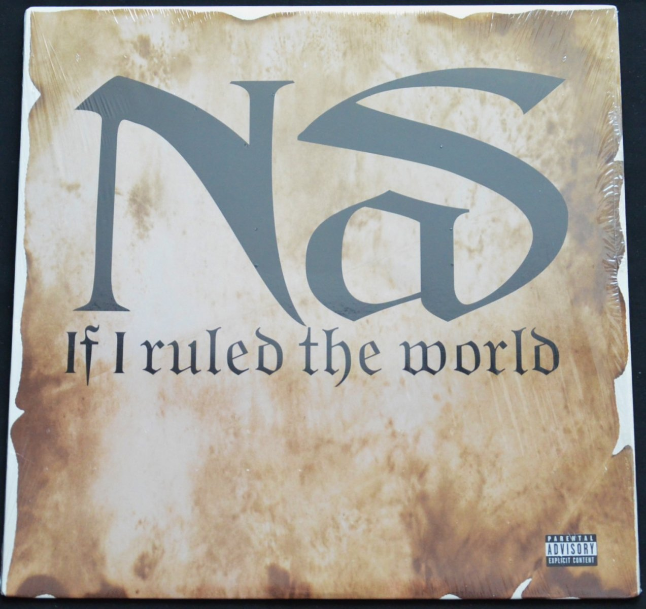 NAS / IF I RULED THE WORLD (12