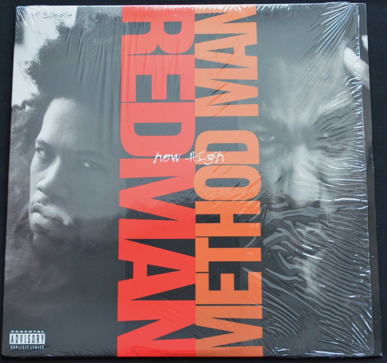 REDMAN / METHOD MAN / HOW HIGH (12