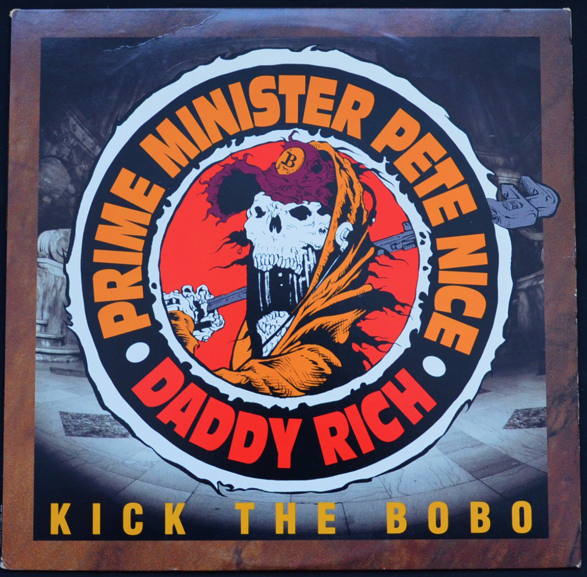 PRIME MINISTER PETE NICE & DADDY RICH ‎/ KICK THE BOBO / VERBAL MASSAGE (PART II) (12