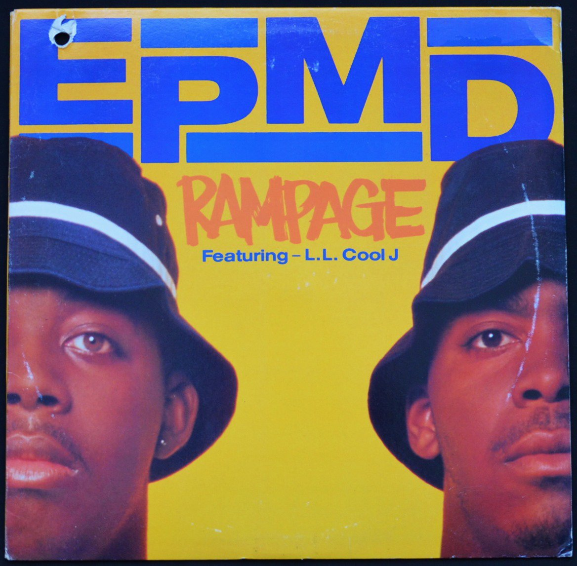 EPMD ‎/ RAMPAGE / I'M MAD (12